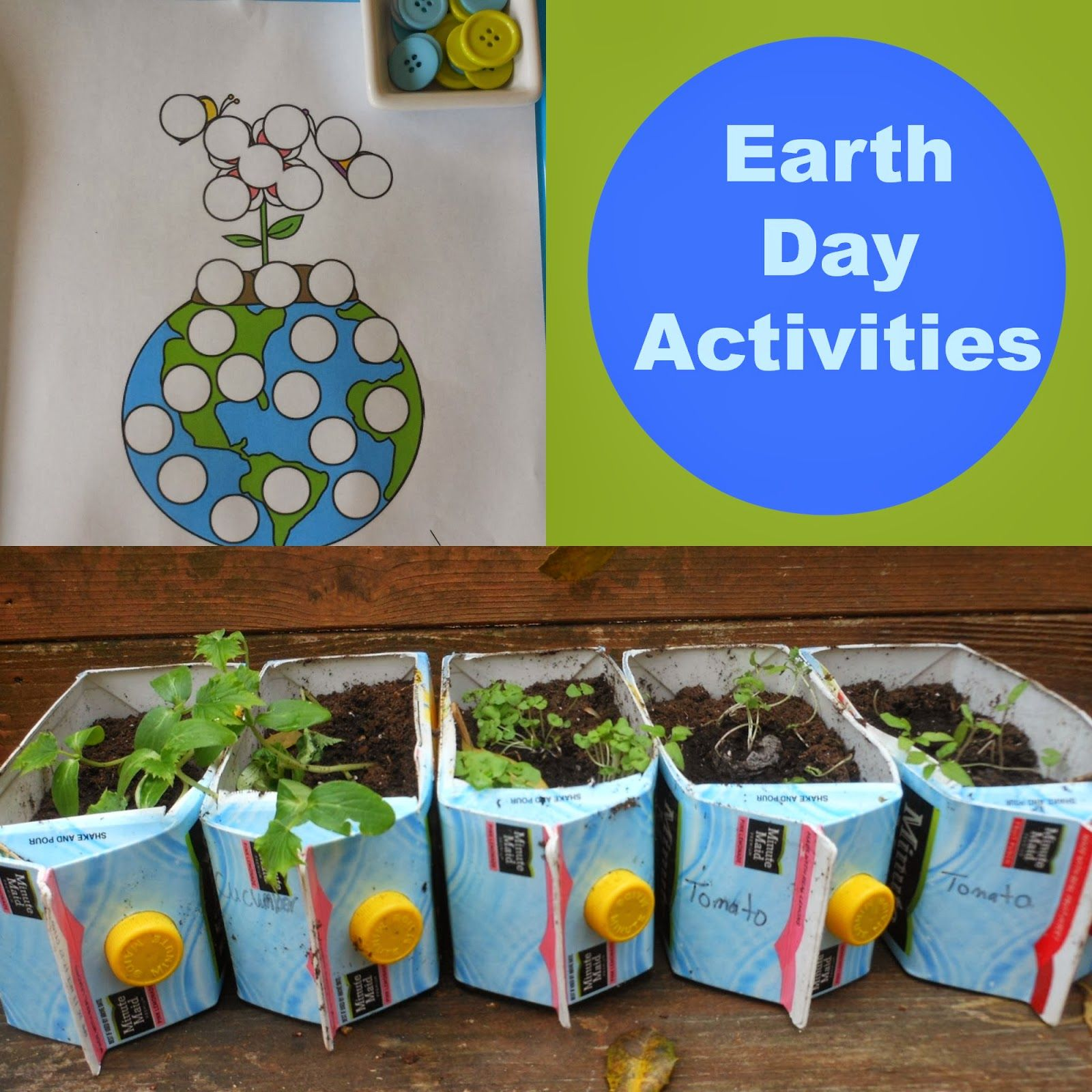 Epic Earth Day Activities for Kids  Environmental health Health