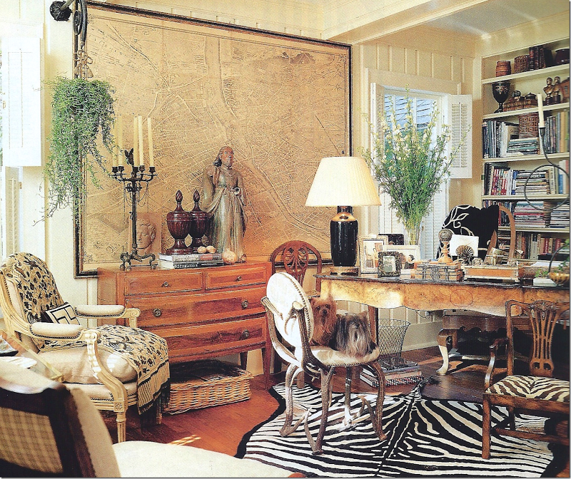 Designers Den Cloverdale Indiana: Sophisticated Indiana Jones Style