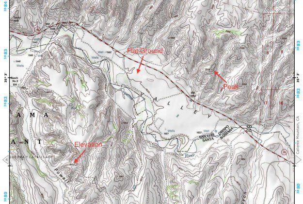 Printable USGS Topo Maps | Tactics, Traps, Targets, Booby Traps ...