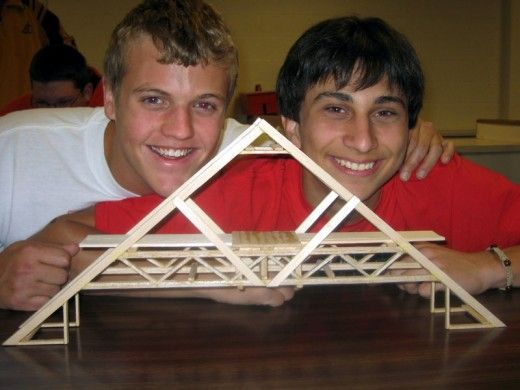 balsa wood bridge designs instructions