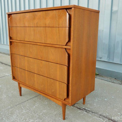 Best 40 In Bent Ply And Walnut Highboy Dresser The Foundary 400 x 300