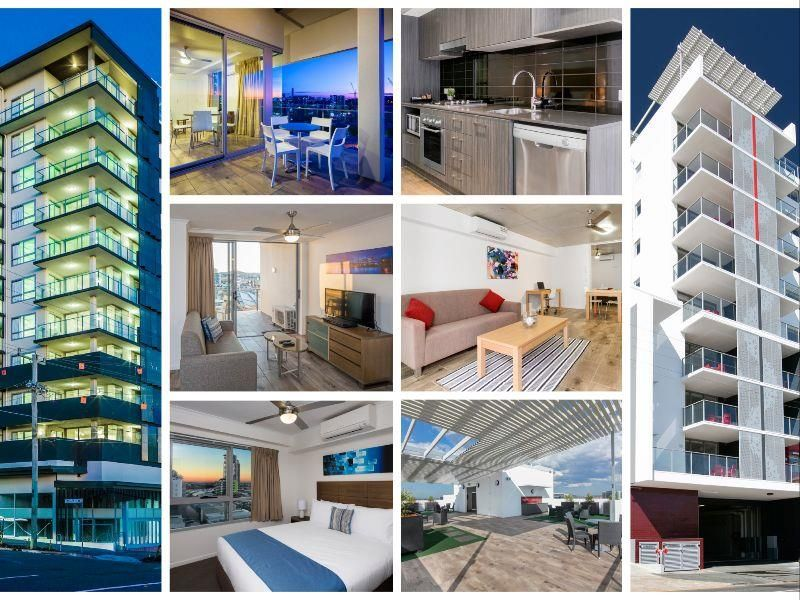 Brisbane Direct Hotels Pavilion And Governor On Brookes Apartments Australia Pacific Ocean Located