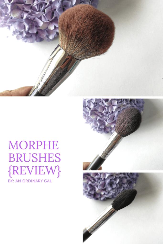 Reviewing my Morphe brush stash {Part 1} Morphe, Real