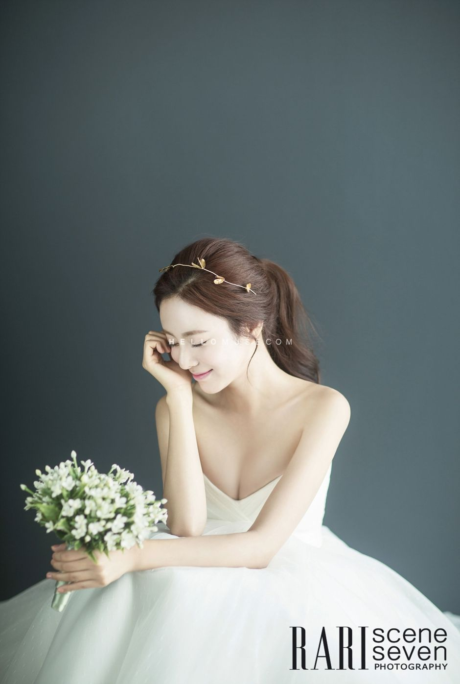 Korean Pre Wedding Photography Cute Photo Shoot Studio