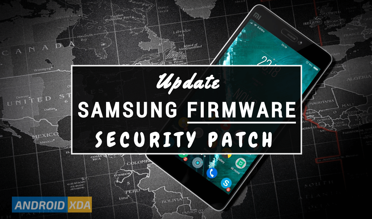 Install A520FXXU4CRD6 April 2018 Security Patch for Galaxy
