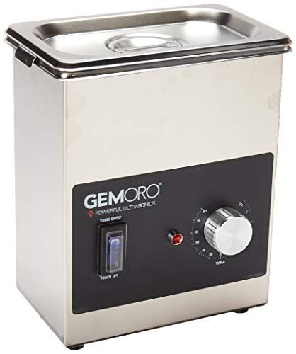 GemOro 1.5PT Next Gen Stainless Steel Ultrasonic Jewelry