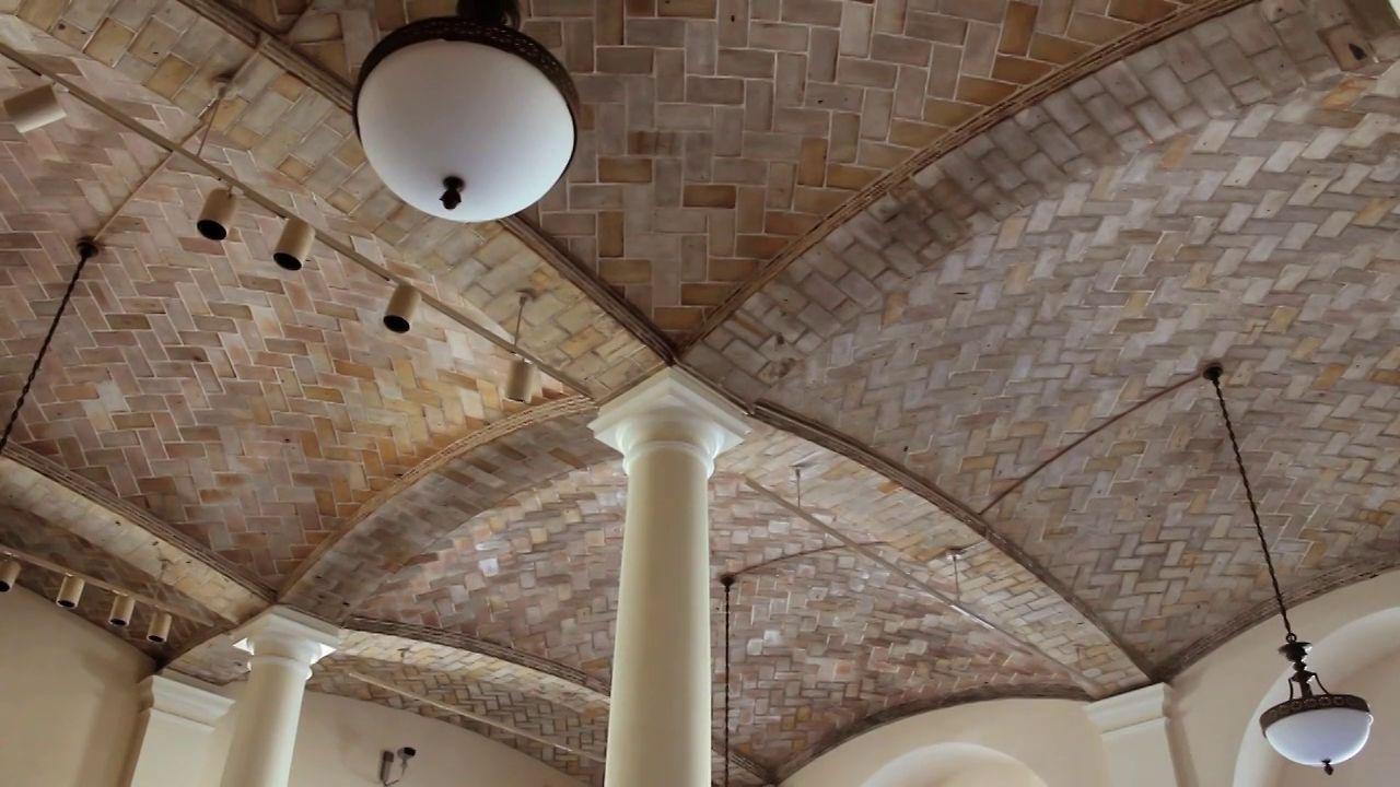 Palaces For The People Guastavino Vault Replica On Vimeo Concrete Building Vaulting Masonry