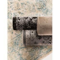 Reduced short pile carpets-#angeltatto #carpets #forearmtatto #matchingtatto #necktatto #pile #reduced #short #sistertatto #skulltatto #tattoart #tattovrouw- benuta Classic Carpet Velvet Gray 80×150 cm – Vintage Carpet in Used-Lookbenuta.de