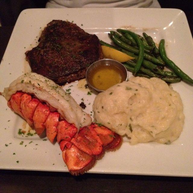 Steak & Lobster | Romantic dinner recipes, Lobster recipes ...