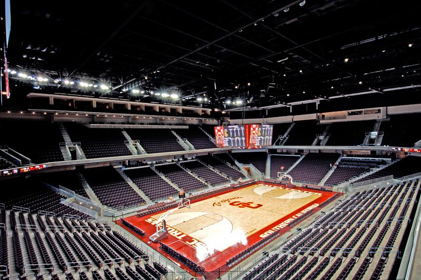 Galen Center (GEC) is one of Basketball Arenas of the Pac-12.