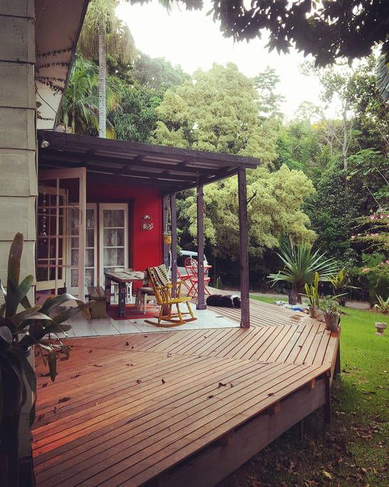 check out this awesome listing on airbnb: bush by the