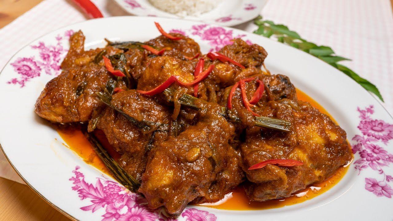 Pin Di Malay Cooking