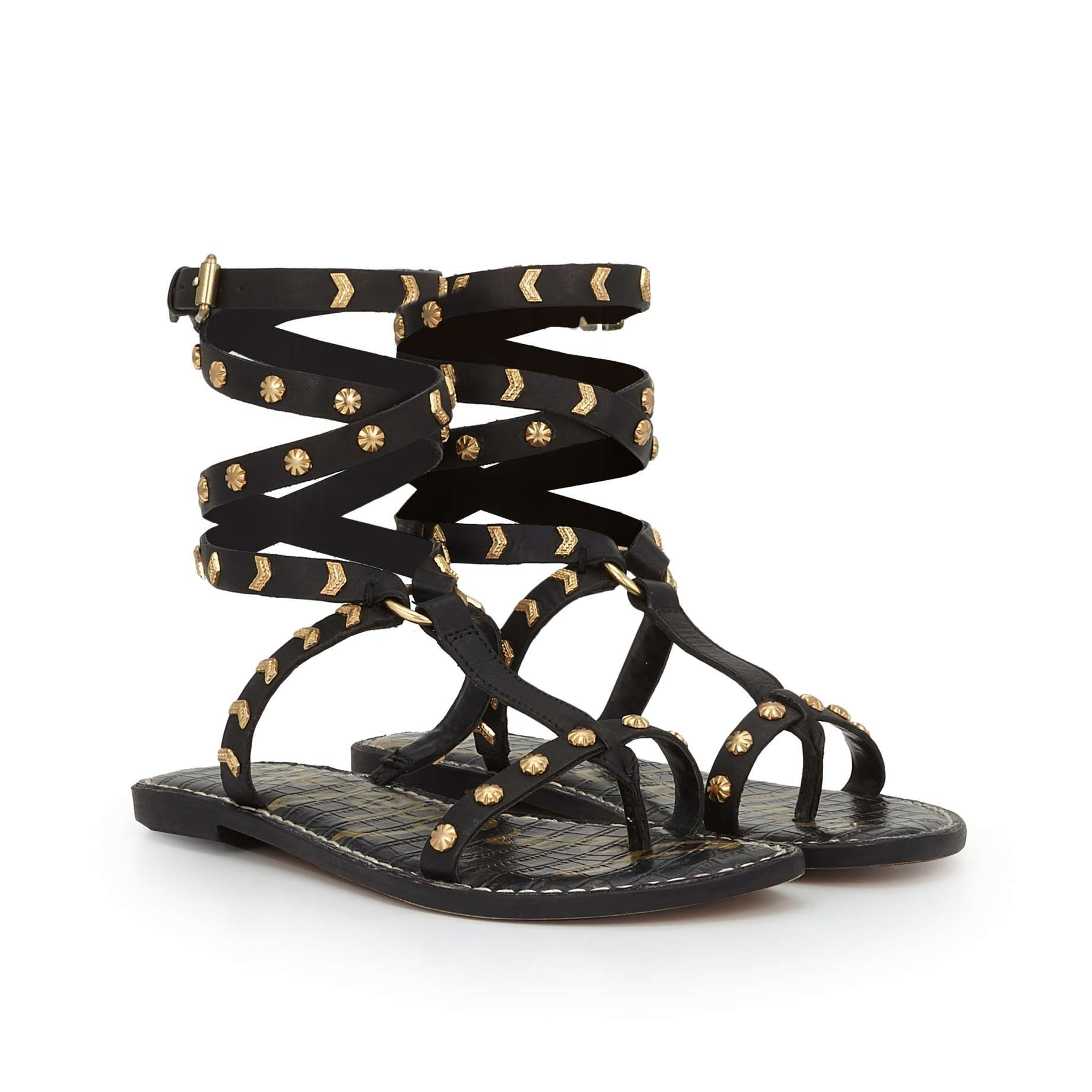 ba9b1da43e99d Glendale Studded Gladiator Sandal by Sam Edelman - - View 1 | Wish ...