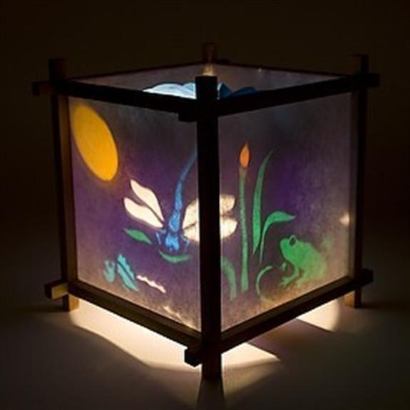 Japanese Turning Lantern Fish Best Night Light Bright Night Light Night Light