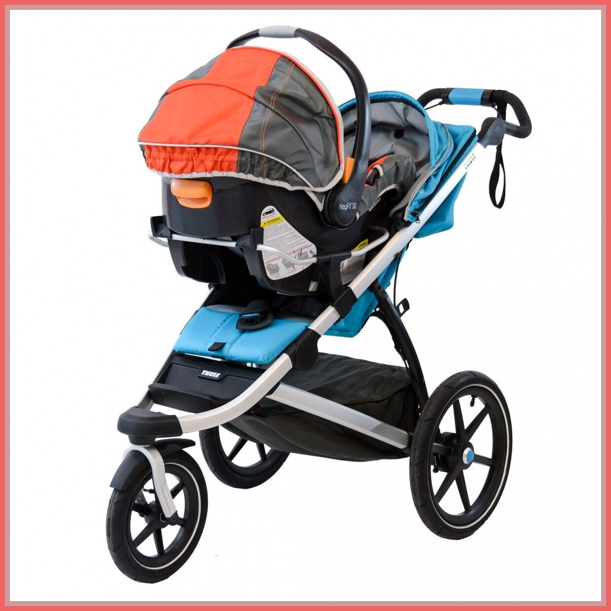 55 reference of thule urban glide 2 jogging stroller ...
