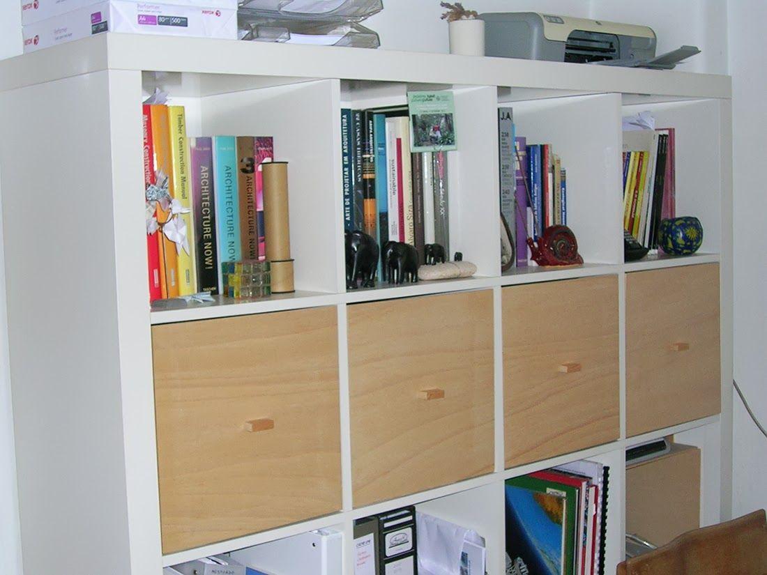 Expedit Homemade Tops Dream House Ideas Ikea Hackers Plywood Shelves Ikea
