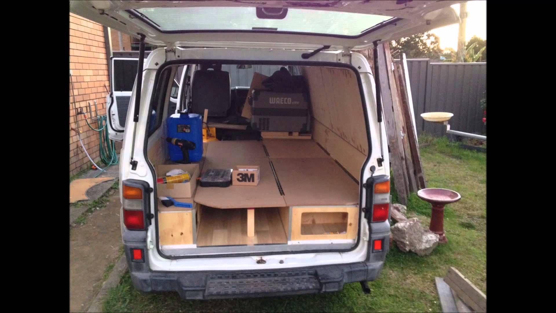 Mitsubishi Express Micro Camper Campervan Conversion Van