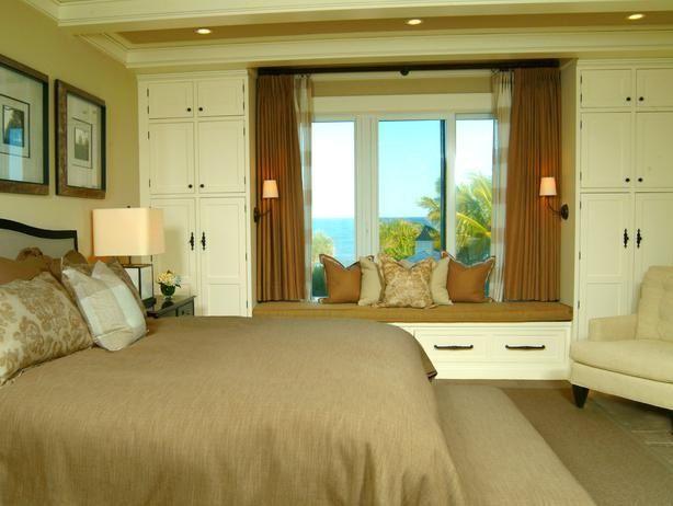Bedroom storage ideas over window in master bedroom | Decolover.net ...
