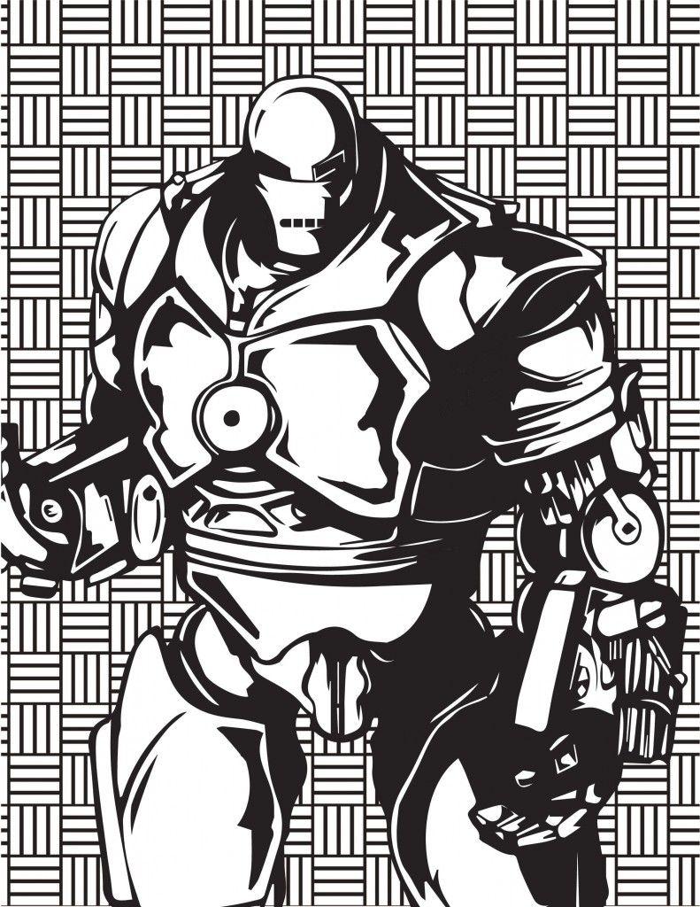 Marvel Villains Printable Coloring Pages | Marvel villains, Marvel ...