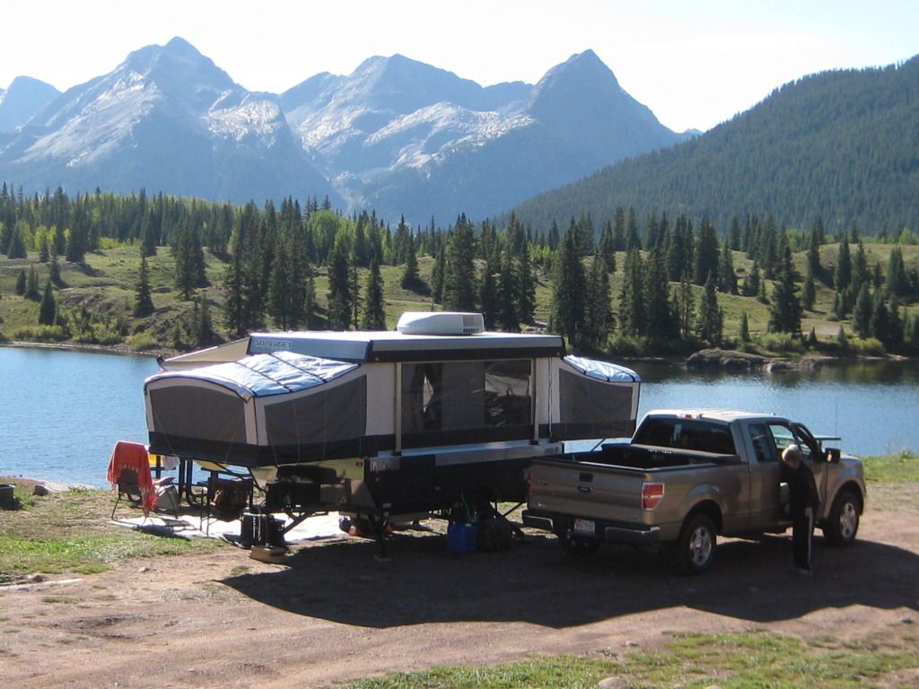 Molas Lake Campground - Silverton CO