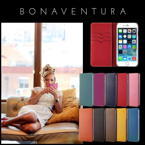【楽天市場】BONAVENTURA ボナベンチュラ iPhone 6s / 6 本革 牛革 レザー アイフォンケース 手帳型 German leather diary type iPhone case 全10色【iPhone 6s / 6ケース】:ZENDO store