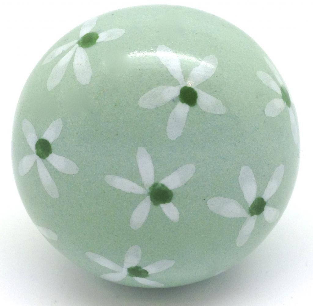 CK629 Daisy Meadow Sage Green [CK629] - £3.50 : These Please Ltd
