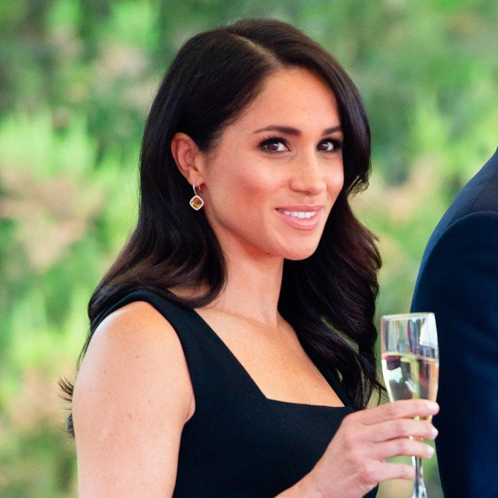 Meghan Markle Wore Flowers in Her Hair for the Sweetest Reason