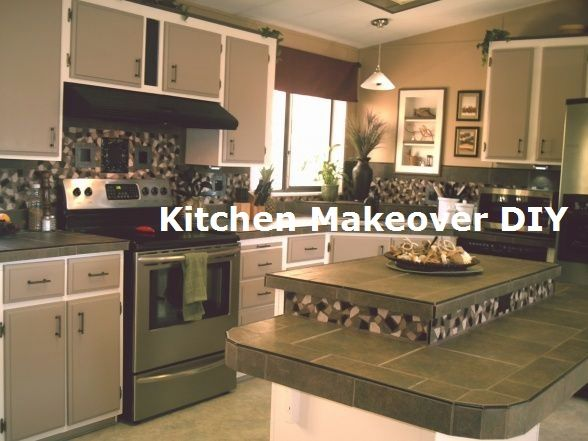 11 DIY Ideas for Kitchen Makeover 3 | DIY Kitchen Makeover ...