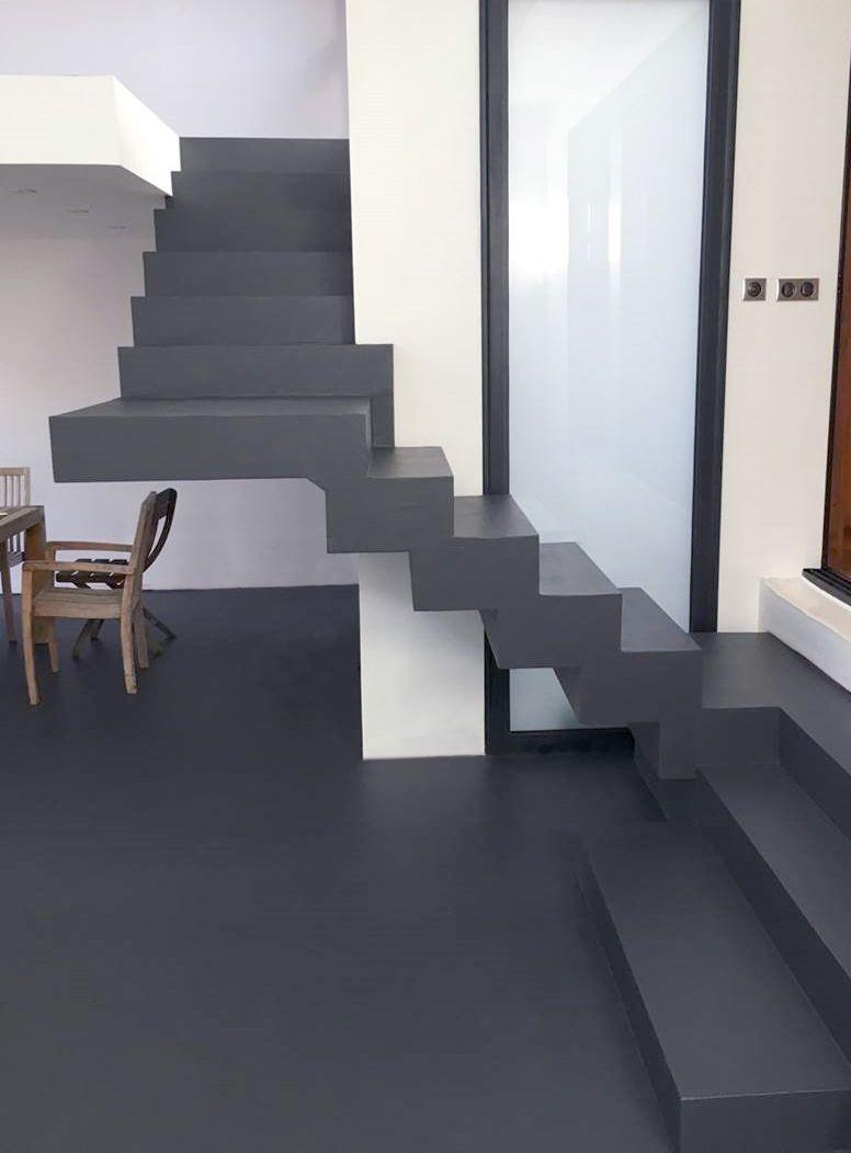 Réalisation : L\'Atelier Marinka | Escalier | Pinterest | Escaliers