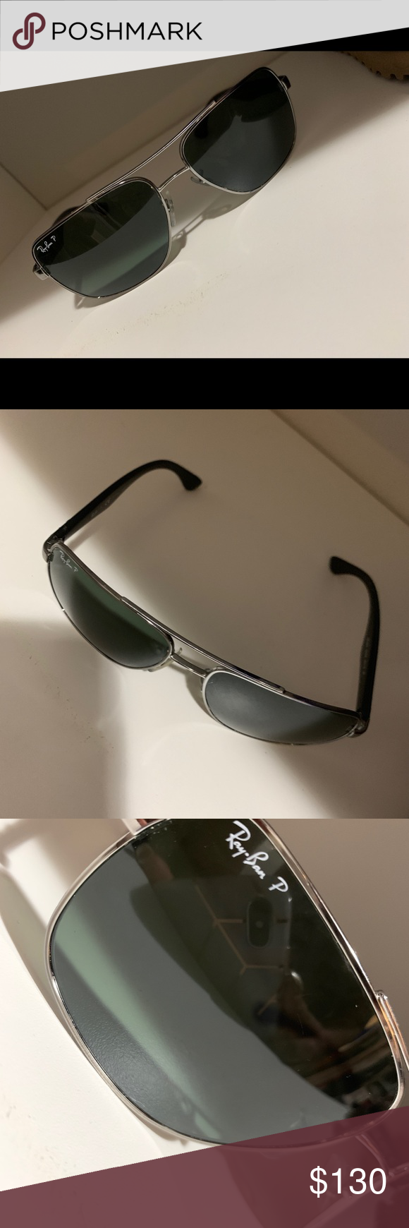 ca6a381c44e60 ... official store ray ban sunglasses ray ban rb3483 frame color gunmetal  lens color crystal green 0e9f2