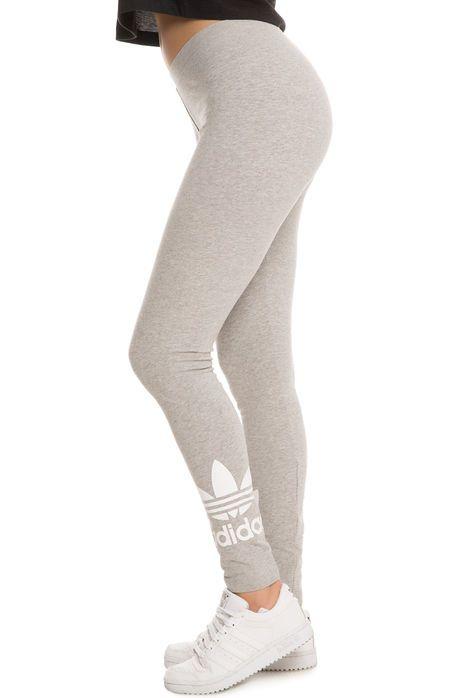 adidas 19996 Leggings Trefoil Trefoil Art Art Gray   bf06a67 - temperaturamning.website
