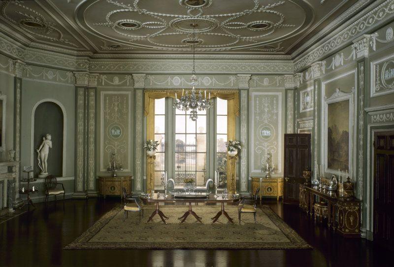 Rooms: Thorne Miniatures, Art Institute Of Chicago, English