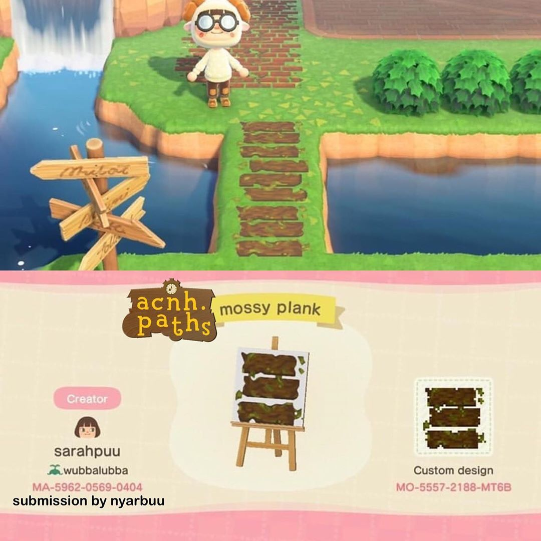 14++ Animal crossing wooden path ideas in 2021