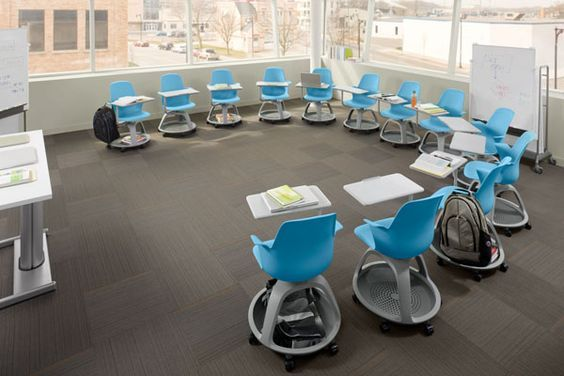steelcase designing active learning spaces node chair workplace