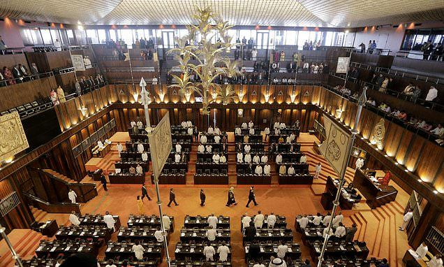 Minorities say they're sidelined by Sri Lanka's Parliament