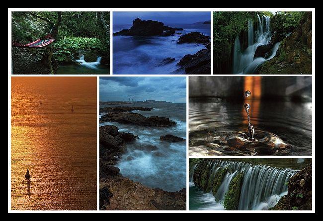 Water by Nikos Laskaridis on Issue #01
