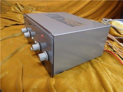 Heathkit S33H Single Ended EL 84 PP 3 Watt Vintage Valve Amp , used