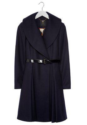 Genießen Sie kostenlosen Versand UK Verfügbarkeit kauf verkauf LAUREOL - Wollmantel/klassischer Mantel - navy | Jackets ...