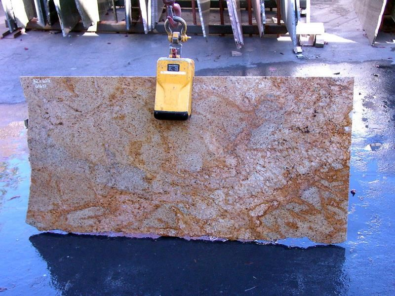 Golden Eagle Granite Slab Home Depot Decor