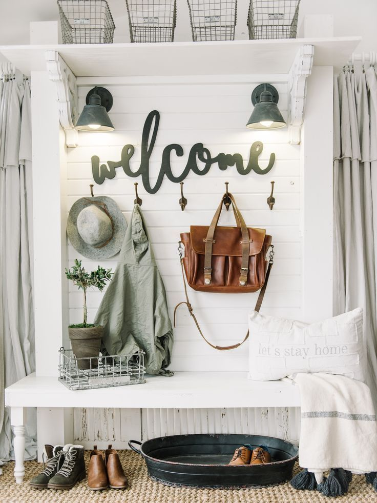 Welcome | Design Ideas (Entry) | Pinterest | Mud rooms, Future and ...