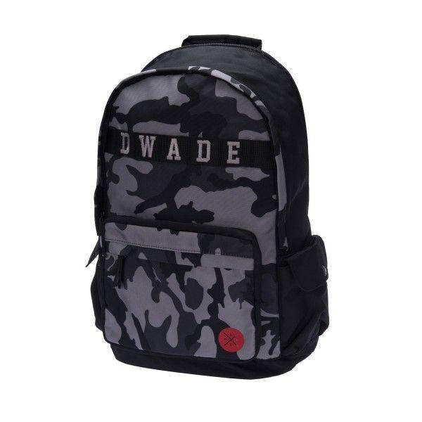 Li-Ning 2017 Wade China Tour Theme Camouflage Backpack  f328e45eed9ad