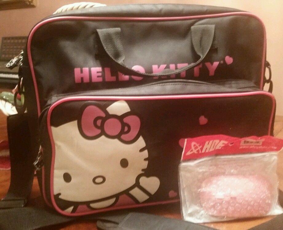 8048c0e0a519 Hello Kitty Laptop Shoulder Bag 15.6