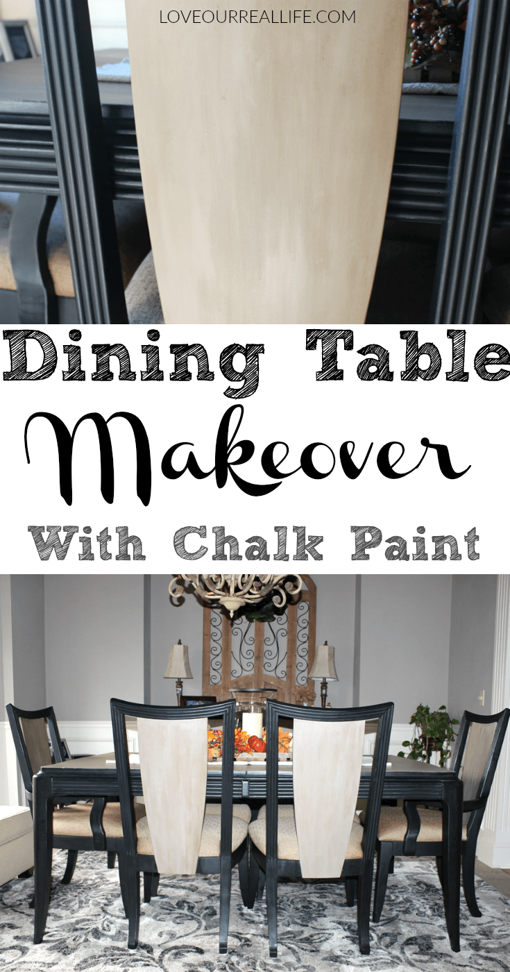 Loves The Find Diy And Budget Living Country Dining Tables French Country Dining Table Dining Room Table Makeover