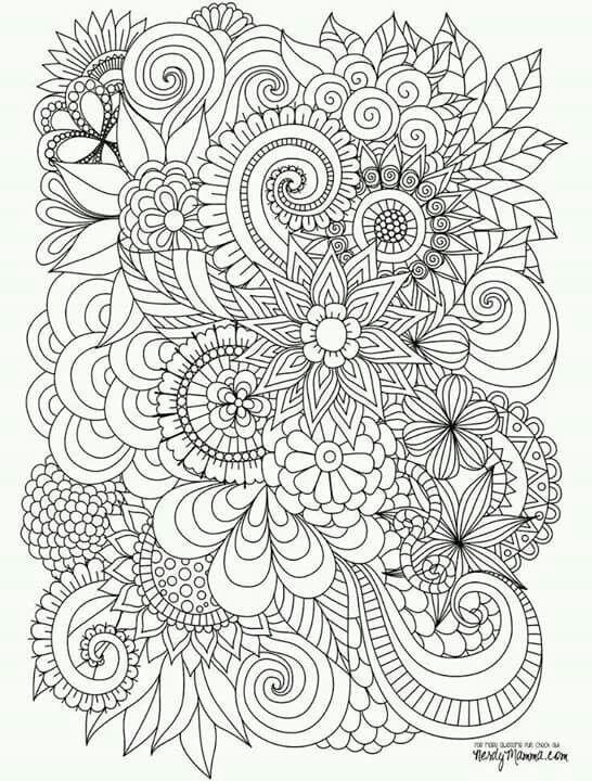 Pin de Ana teresa en mandalas teresa | Pinterest | Mandalas y Pintar