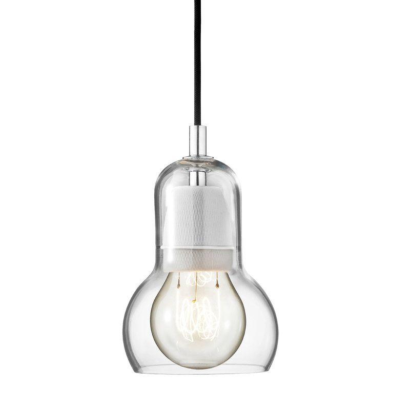 Tradition Bulb Sr1 Pendant Black Cord Finnish Design Shop Bulb Pendant Lamp Lamp Bulb