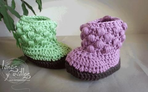 free baby booties crochet patterns | crochet baby booties free pattern | Crochet