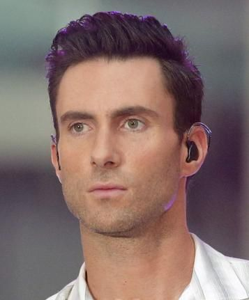 Adam Levine Hairstyle Gwen Stefani Adam Levine To Duet At 2015 Grammy Awards  Pinterest