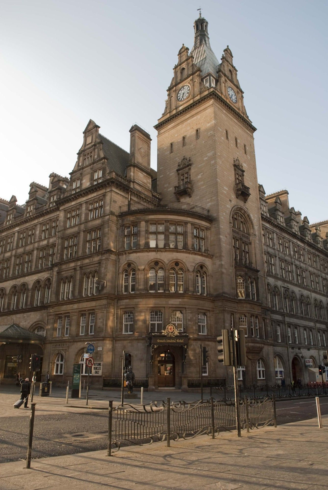 The Grand Central Hotel Glasgow Scotland Hotels Glasgow