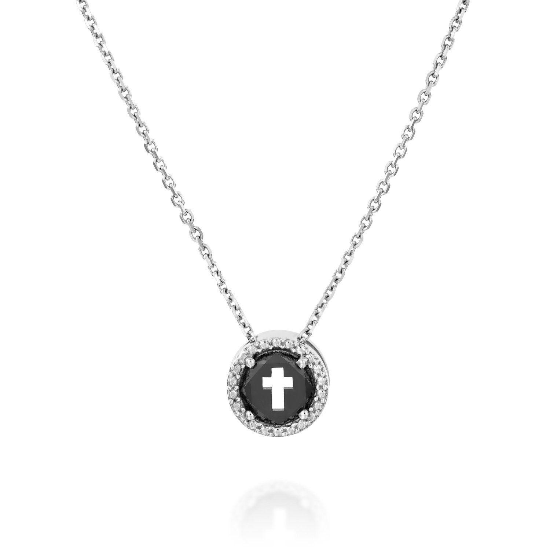 Black Diamond Pendant Cross Necklace For Men Cross Jewelry Cross Necklace For Women Cross Jewelry Diamond Black Diamond