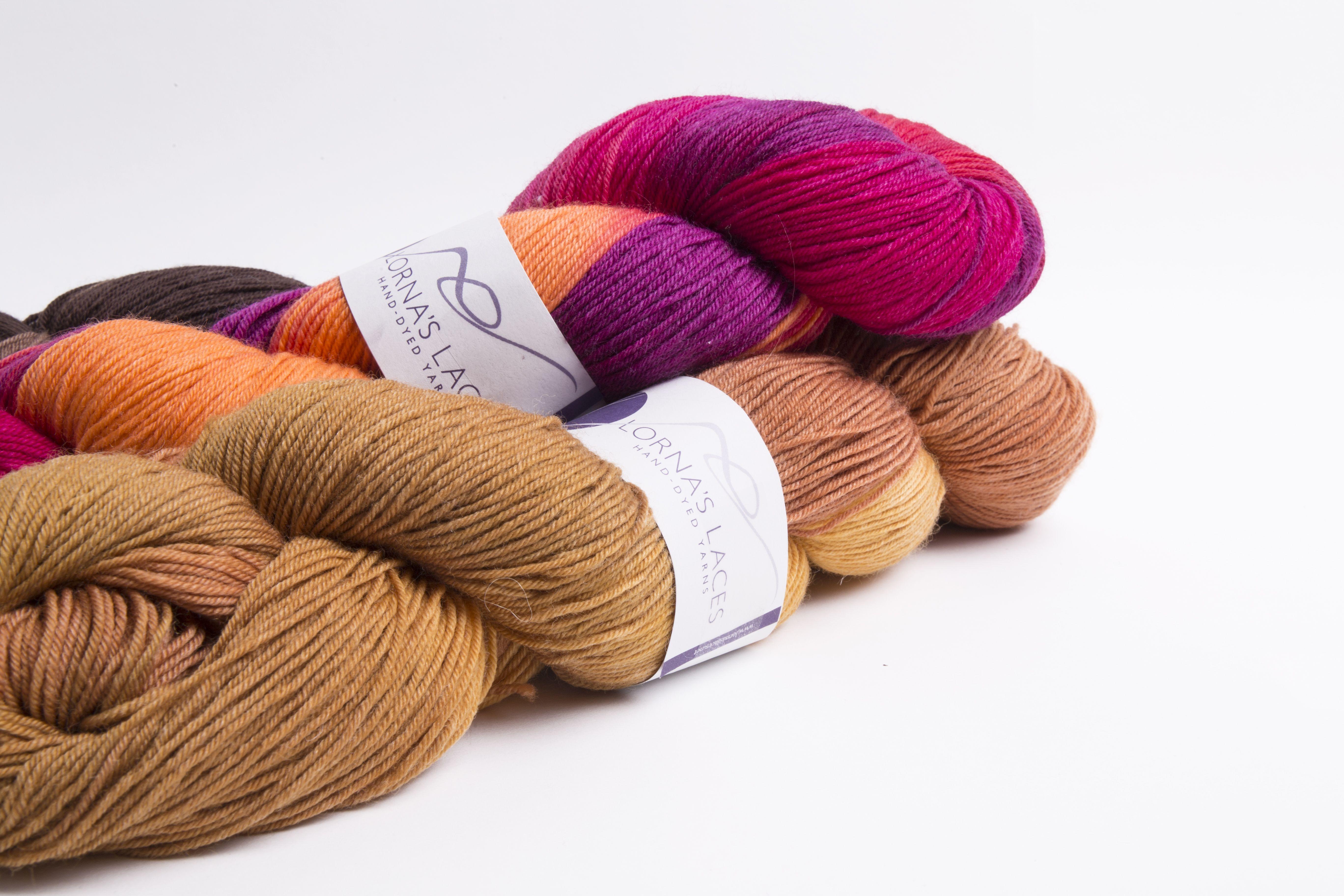 Lorna\'s Lace Shepherd Sock   Artisan Yarn - Deramores   Pinterest ...